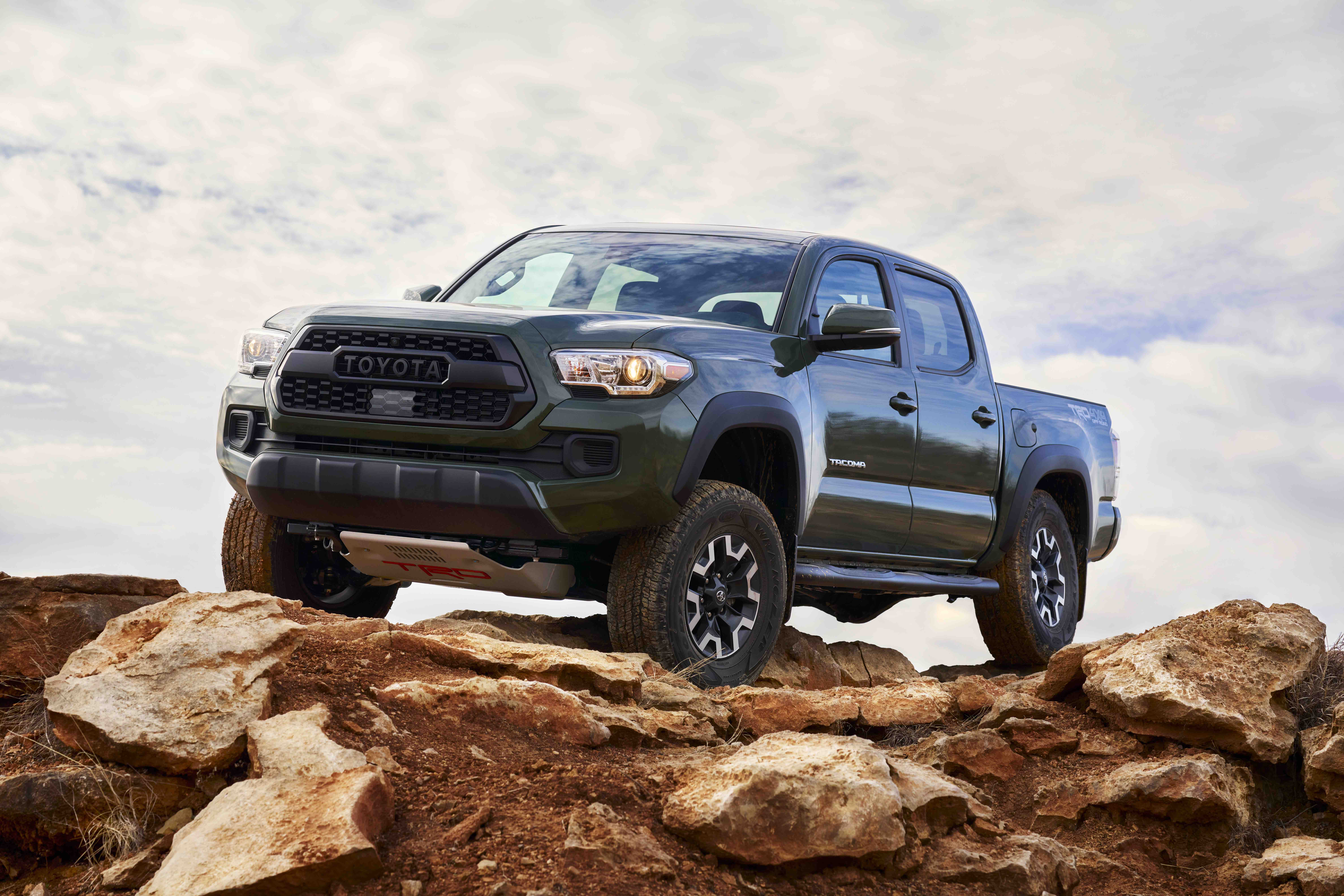 News: Toyota Now Offers A TRD Lift Kit Option For 2020 And Newer Tacoma Models