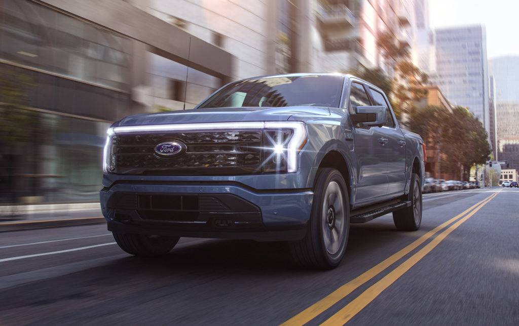 The F-150 Lightning Already Has 20,000 Reservations, And Ford Will Limit First-Year Production: News